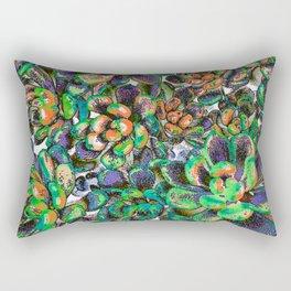 Poison Rectangular Pillow