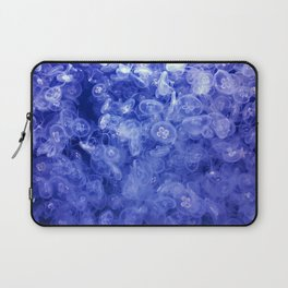 Jellyfish ocean Laptop Sleeve