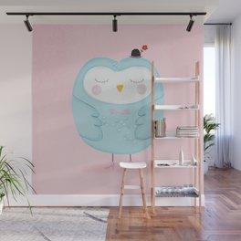 Hush Little Darling Wall Mural