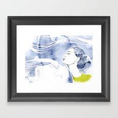 seacret 1 Framed Art Print