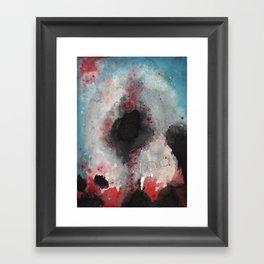 D R O W N Framed Art Print