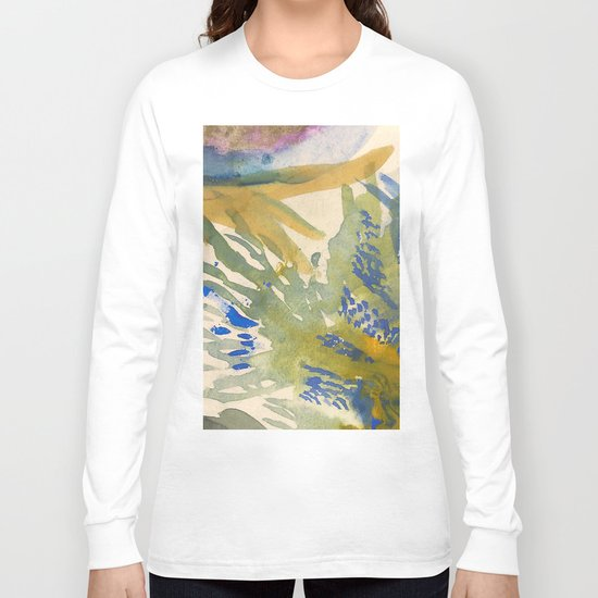 Thyroid Support Long Sleeve T-shirt