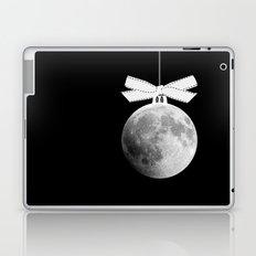 Moon Bauble Laptop & iPad Skin