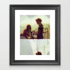 could-haves Framed Art Print