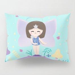 Polly Pocket Fairy Lulu Pillow Sham