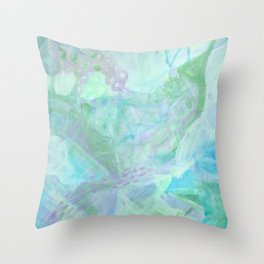 Heart Candy Throw Pillow