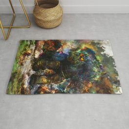 shadow of the witcher Rug