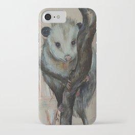 Cute Opossum iPhone Case