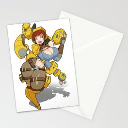 Paragon Gadget Pin-Up Stationery Cards
