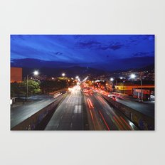 Medellin Canvas Print