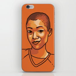 Poussey iPhone Skin