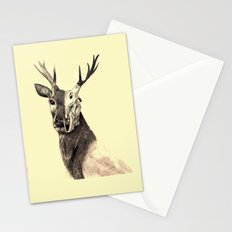 Life and Death piece 2 Stationery Cards