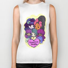 Cuties GF by Stela Starchild Biker Tank