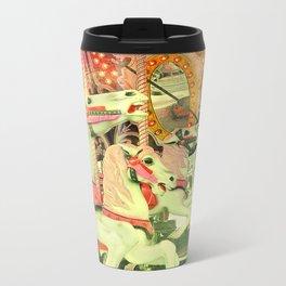 Carousel Metal Travel Mug