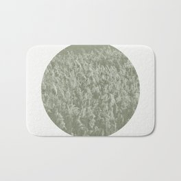 Reeds Abstract Circular Bath Mat
