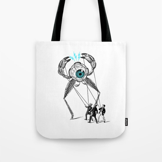 The Taming  Tote Bag