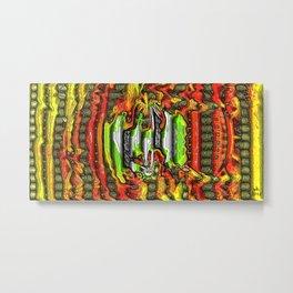 plastic wax factory vol 06 97 Metal Print