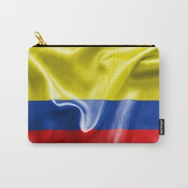 Colombian Flag Carry-All Pouch