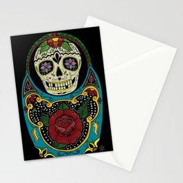 Mexican Matryoshka Stationery Cards