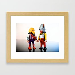 DADT Framed Art Print