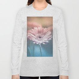 Pastel Gerbera Long Sleeve T-shirt