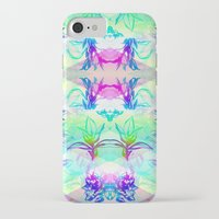 psych iPhone & iPod Cases featuring 'Plant Psych' by Hannah Stouffer