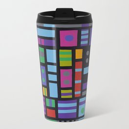 Find there a frog Metal Travel Mug