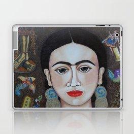 Frida thoughts Laptop & iPad Skin