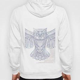 Ethnic Owl Hoody