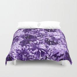 Lavender Passion Duvet Cover