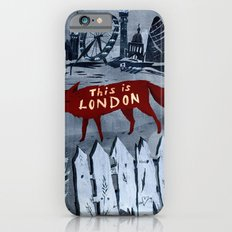 Locals/Only - London iPhone 6s Slim Case