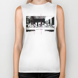 The Last Supper Biker Tank