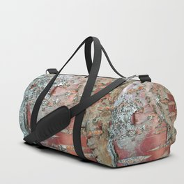 Fire cherry bark Duffle Bag