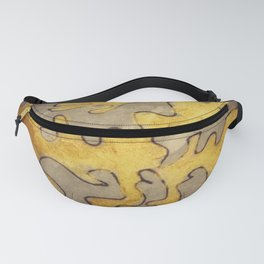 Dematerialization Fanny Pack