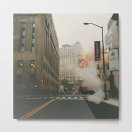Fort & Shelby Metal Print