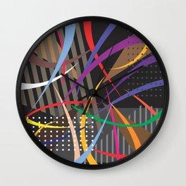 Large Hadron Collider Wall Clock