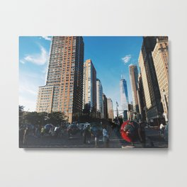 All At Once Metal Print