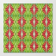 Tropical Breeze Canvas Print