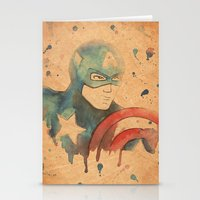 soldier Stationery Cards featuring Soldier by Sarah J