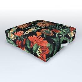 NIGHT FOREST XVIII Outdoor Floor Cushion