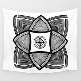 Mimbres Series - 10 Wall Tapestry