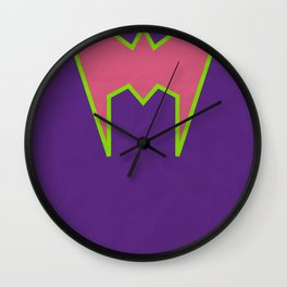Warrior ver.2 Wall Clock