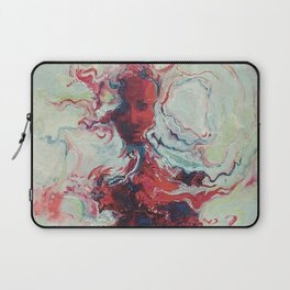 Red Witch Laptop Sleeve