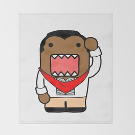 Domo Bonifacio Throw Blanket