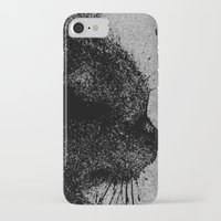 boss iPhone & iPod Cases featuring Boss by Leffan
