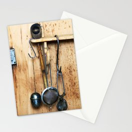 BLUE KITCHEN EQUIPMENT Stationery Cards