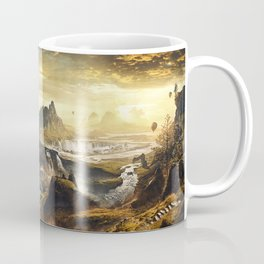 Life into the Valley Coffee Mug