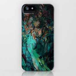 Belly Dance iPhone Case