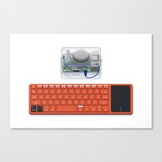 Kano Computer Kit Canvas Print