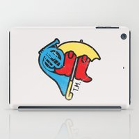 himym iPad Cases featuring Hey Beautiful by Reg Lapid